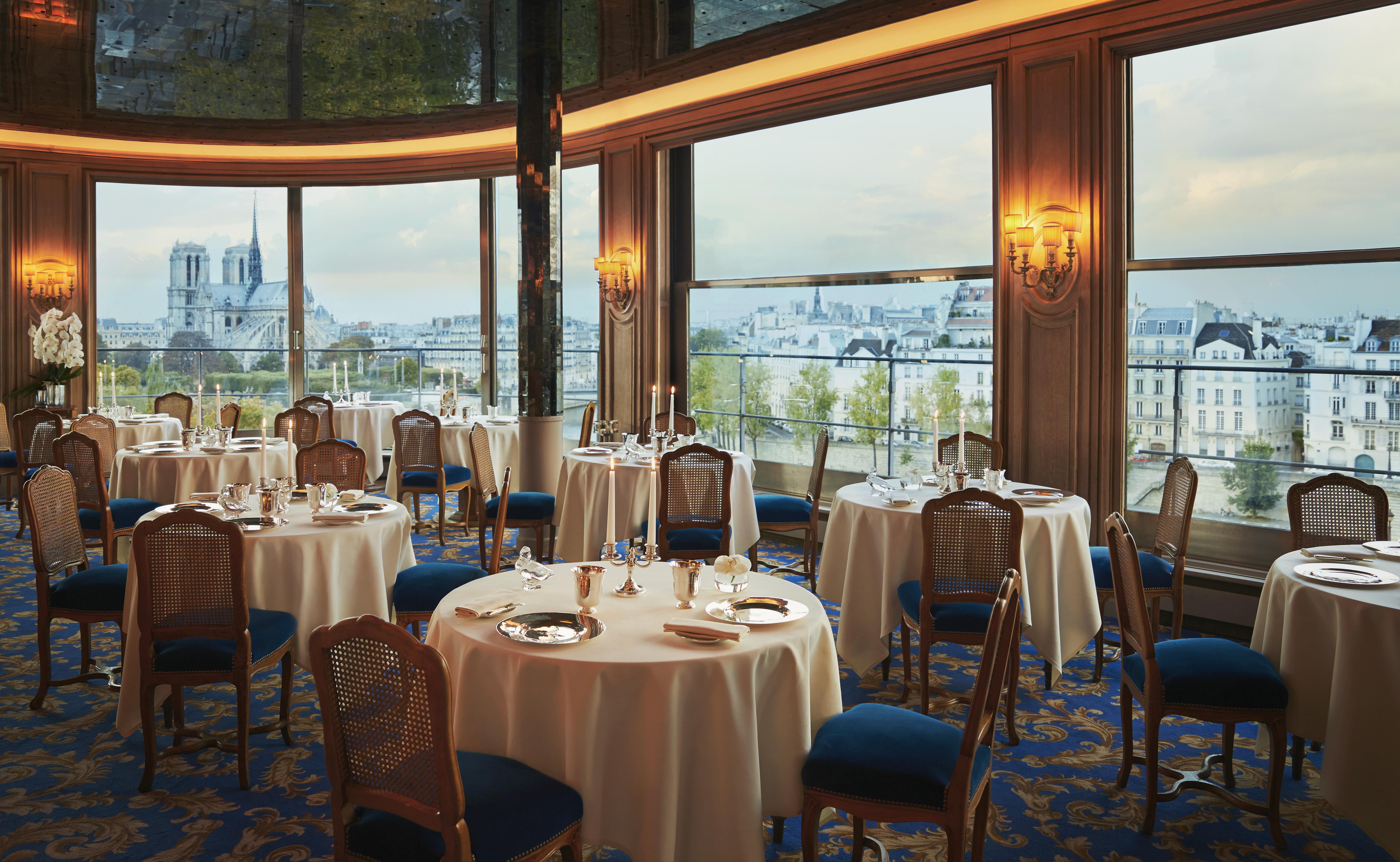"""Le restaurant """"La Tour d'argent"""", à Paris Image: la Tour d'Argent"""