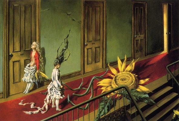 Eine kleine Nachtmusik 1943, oil on canvas Tate Modern, London