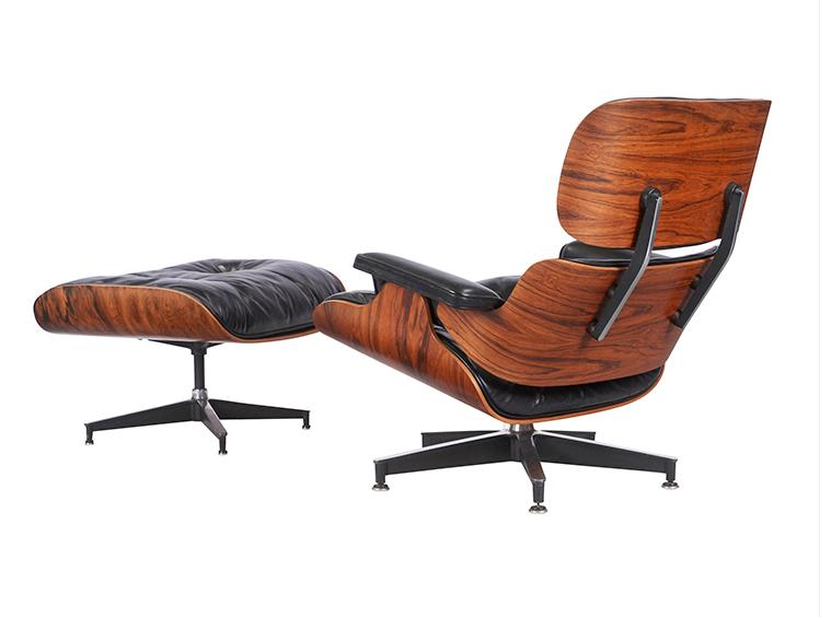 Lounge Chair från Charles & Ray Eames. Utrop: 24 900 SEK. Treadway Toomey Gallery