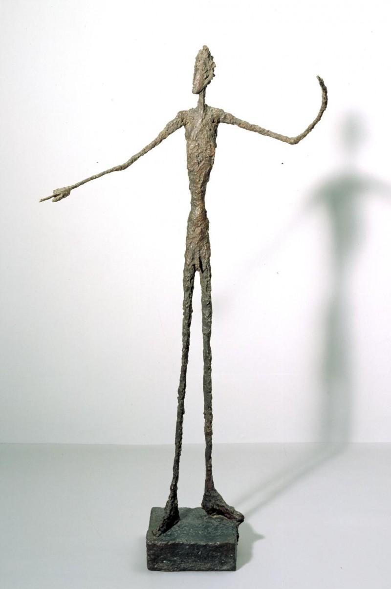 Giacometti slog auktionsrekordet för skulpturer.