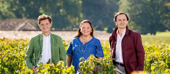 M. Philippe Sereys de Rothschild, Mme Camille Sereys de Rothschild, M.Julien de Beaumarchais. Deepix