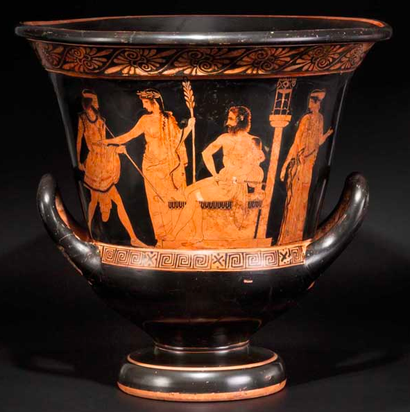 Chalice dating from the fifth century BC