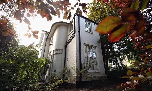Sandycombe Lodge Home Of JMW Turner