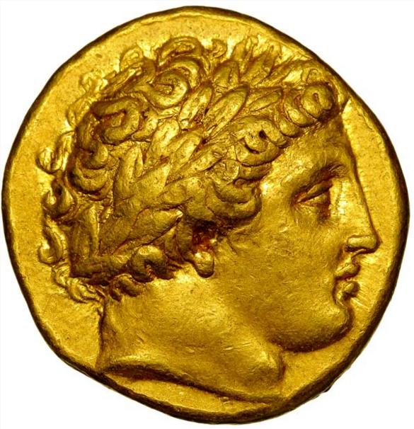 Royaume de Macédoine- PHILIPPE II Statère d'or