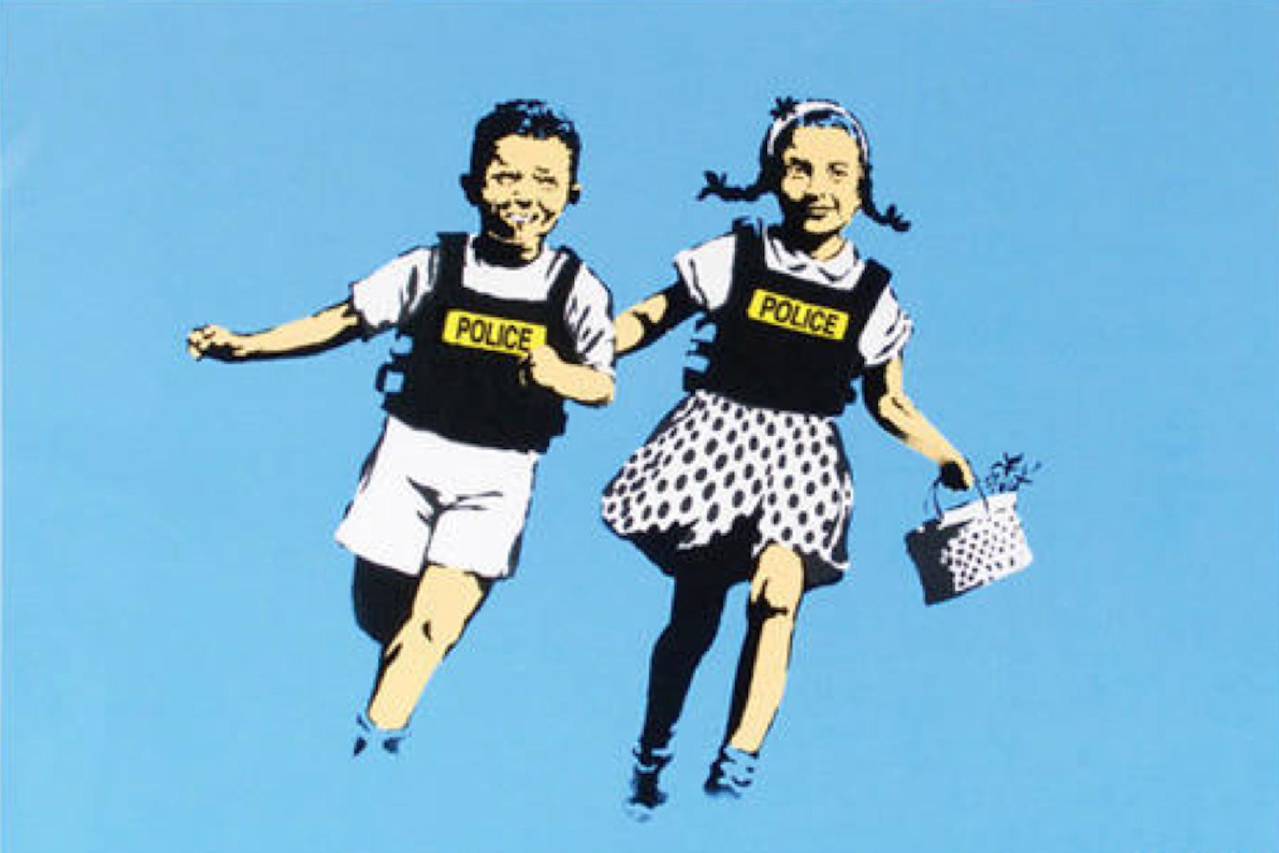 Banksy Jack and Jill, 2005 20 000 €