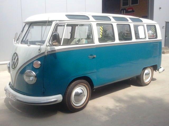 Volkswagen, Samba T1, 1967, image ©Catawiki