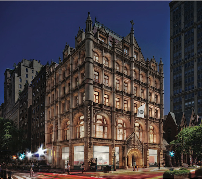 New York, New York. Fotografiska opens in autumn 2018 in at Park Avenue South