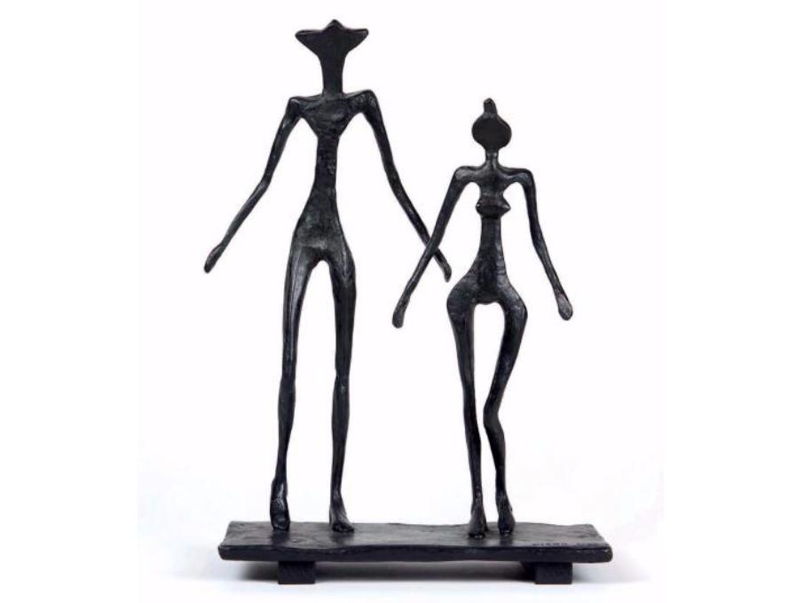 Diego Giacometti, Bronze