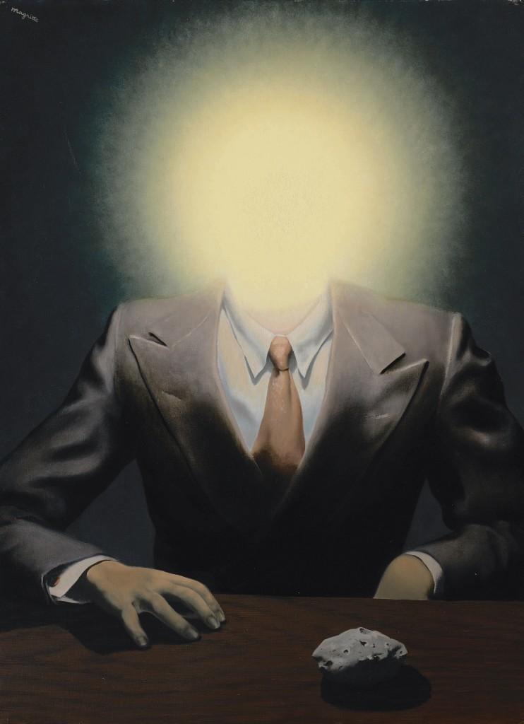René Magritte, Le Principe du Plaisir (1937) | Abb.: Sotheby's