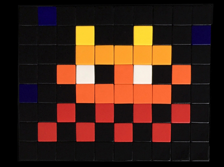 Space Invader, Invasion Kit #16 Edition of 250. On sale at Graffiti Street
