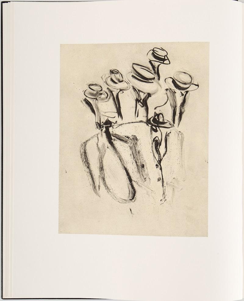 WILLEM DE KOONING. 17 litografías firmadas