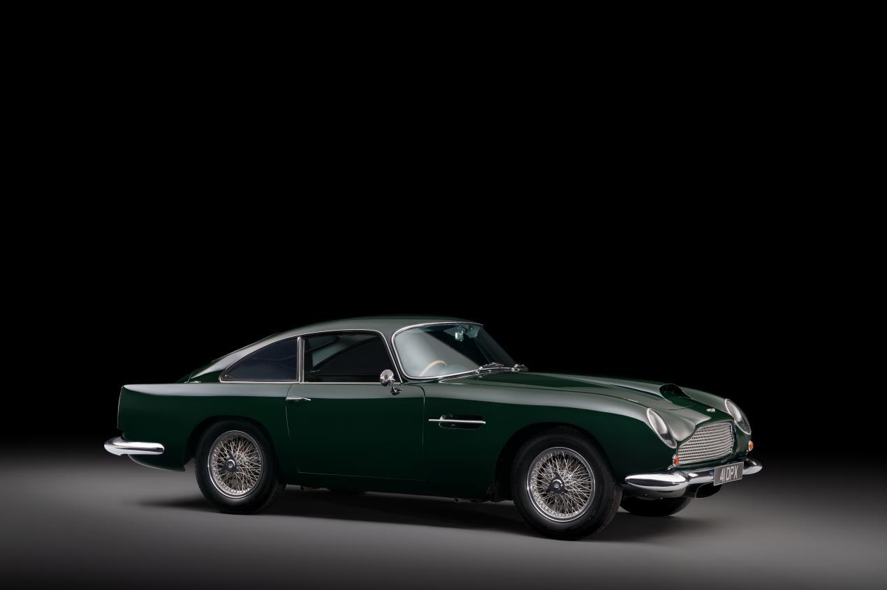 1961 Aston Martin DB4GT | Foto: Tim Scott ©2018 Courtesy of RM Sotheby's
