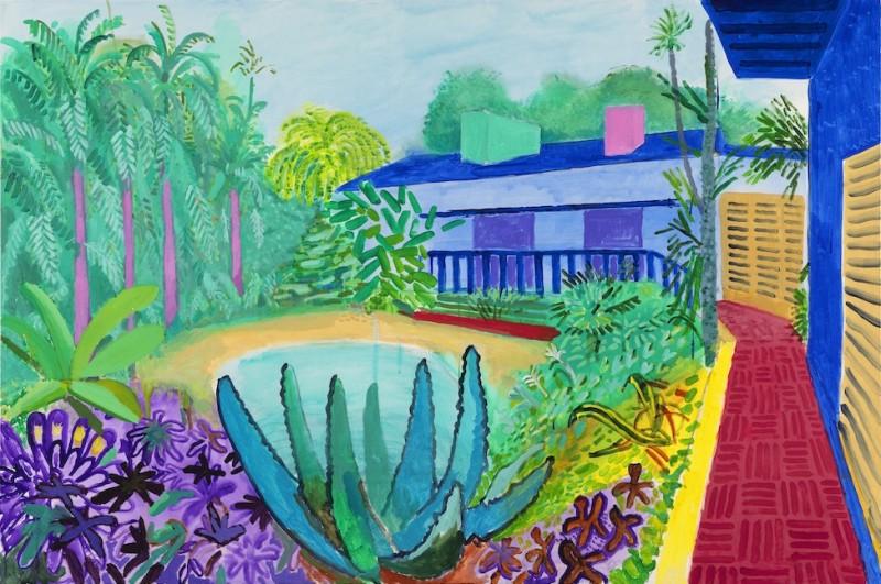 Garden, år 2015. Foto via Tate Modern.