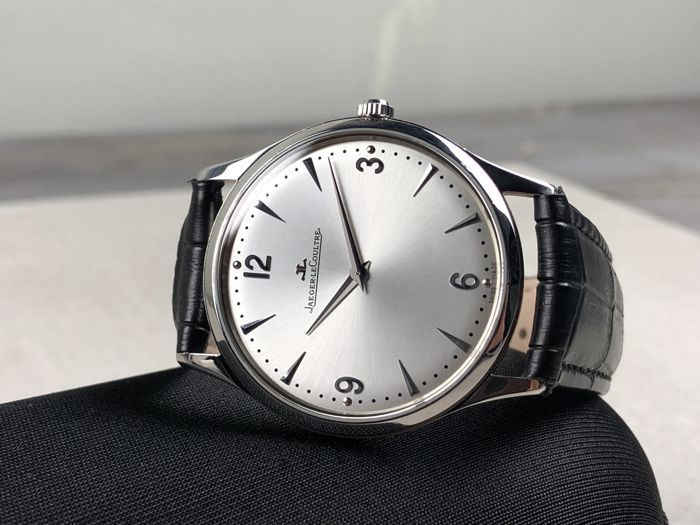 Jaeger-LeCoultre, Master Control Ultra Thin Automatic Watch (2011). Photo: Catawiki