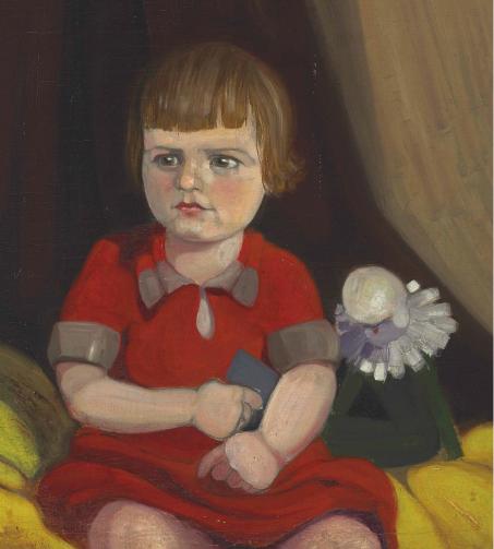 Willem de Kooning (1904-1997) Portrait de Renée, 1924 Adjugé 50 000 dollars chez Christie's le 14 mai 2014 Image via Christie's
