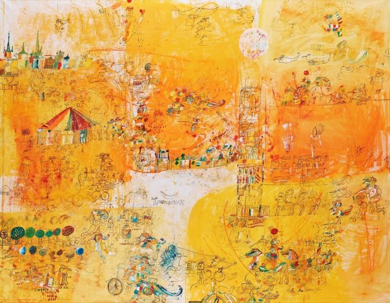 Madeleine Pyk konst