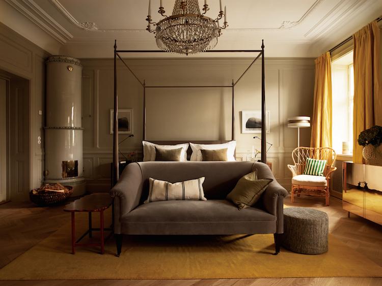 Ett av de bättre rummen på Sveriges trevligaste hotell