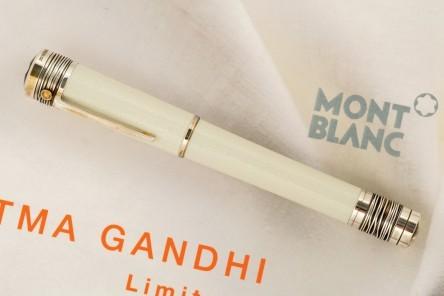 Fountain Pen Mahatma Gandhi, 2009. Photo: Duran Subastas