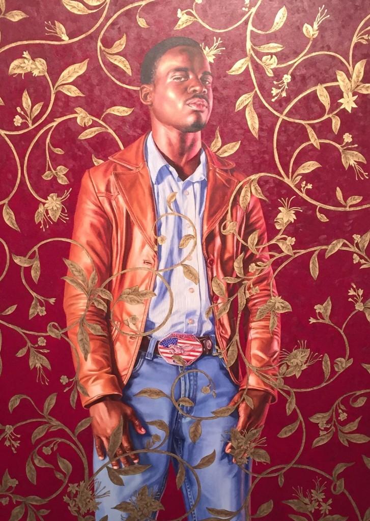 Kehinde Wiley Amerikansk konstnär född 1977