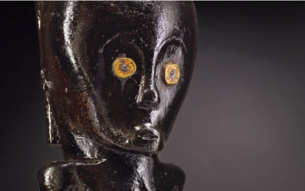 Vente d'arts d'Afrique et d'Océanie, statue fang ayant appartenu à Paul Guillaume, adjugée pour 2,632,500 euros, image ©Christie's
