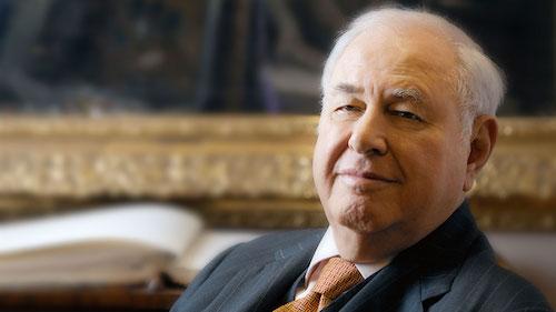 A.Alfred Taubman gjorde sin förmögenhet på fastigheter i första hand