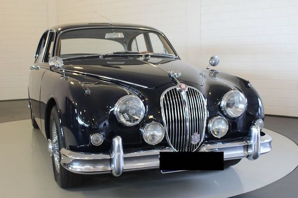JAGUAR - MK2 - 1961. Utropspris: 370 000 - 486 000 kronor.