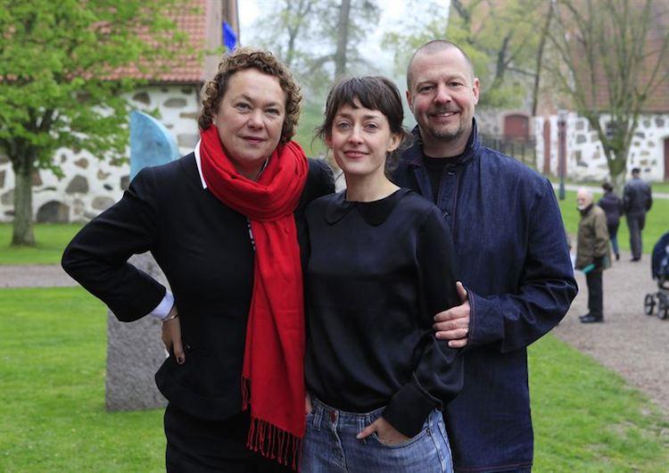 Marika Wachtmeister, Elisabeth Millqvist och Mattias Givell