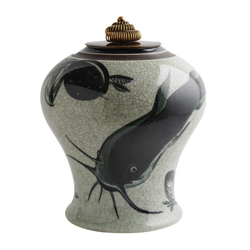 Vase par Thorkild Olsen (1890–1973) pour la « Royal Copenhagen » - Image- EVERCLASSIC