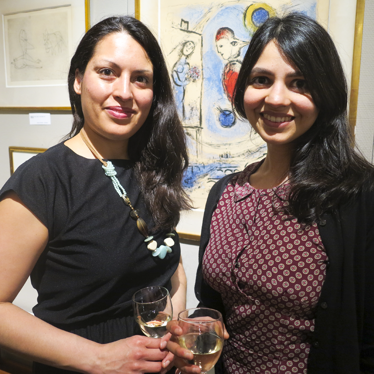 Vanessa Zanzi & Divya Jagasia