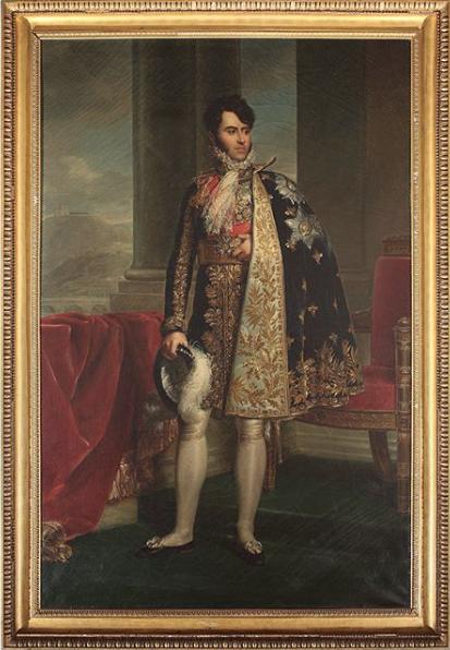 FRANÇOIS GÉRARD - Camillo Borghese, um 1810 | Foto via The Frick Collection