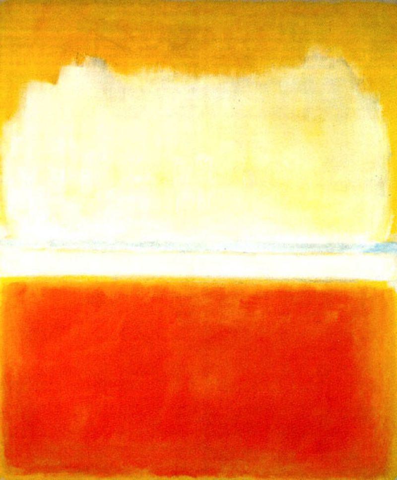 Målningen har ingenting med artikeln att göra. Bortsett att den är målad av Mark Rothko. Bild: WikiArt