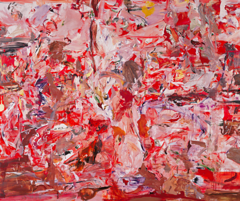Cecily Brown, Confessions of a Window Cleaner, 2000-2001, image © Sotheby's