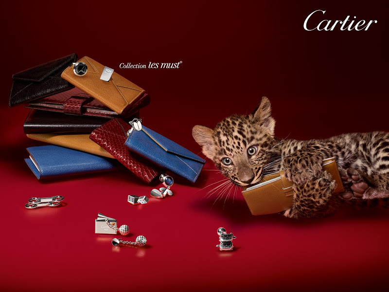 Le Must collection, Cartier