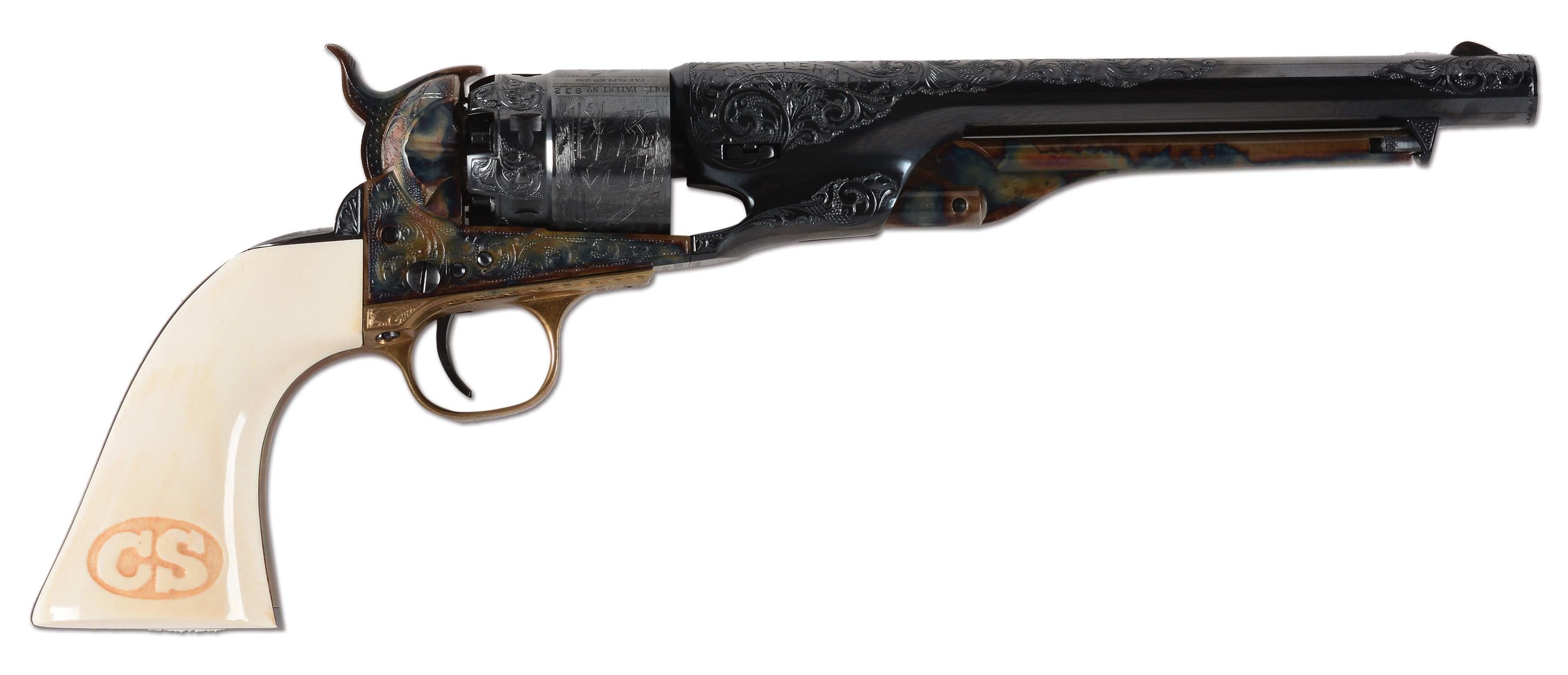 Colt Modell 1860 Army Civil War 150th Anniversary Revolver