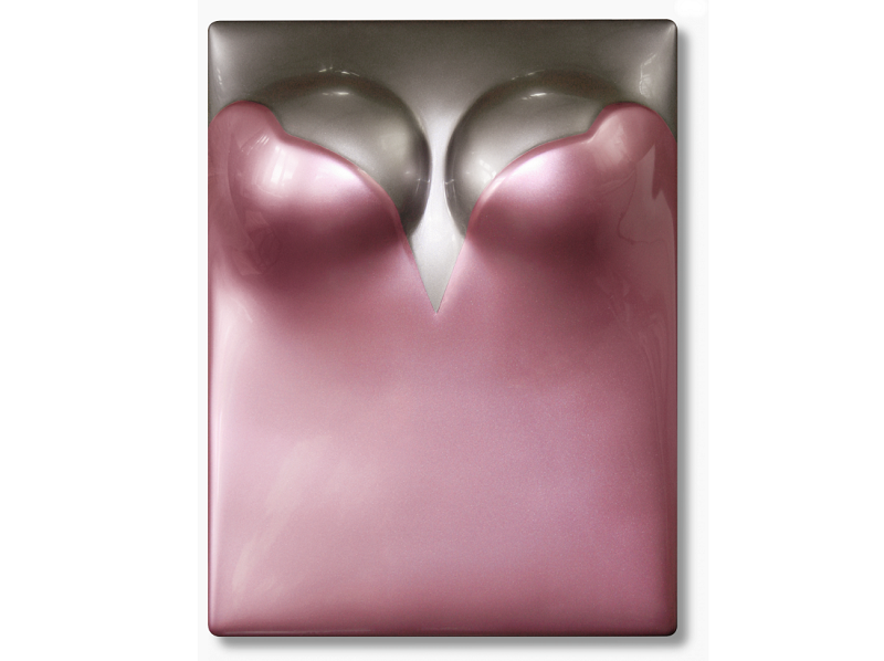 ALLEN JONES. Caja del libro de Naomi Campbell