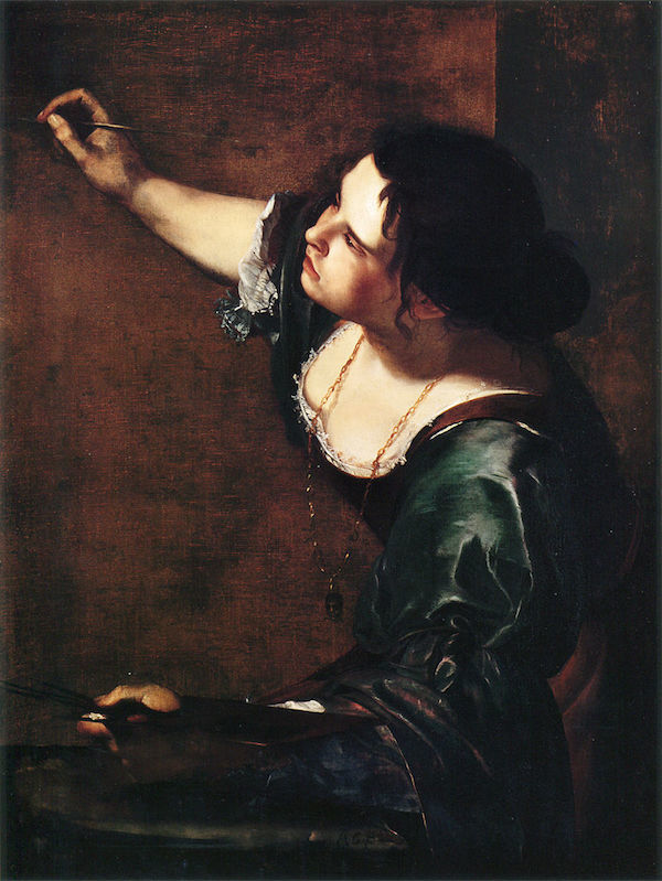 Autoportrait comme allégorie de la peinture, 1638-1639. Image via Wikimedia Commons