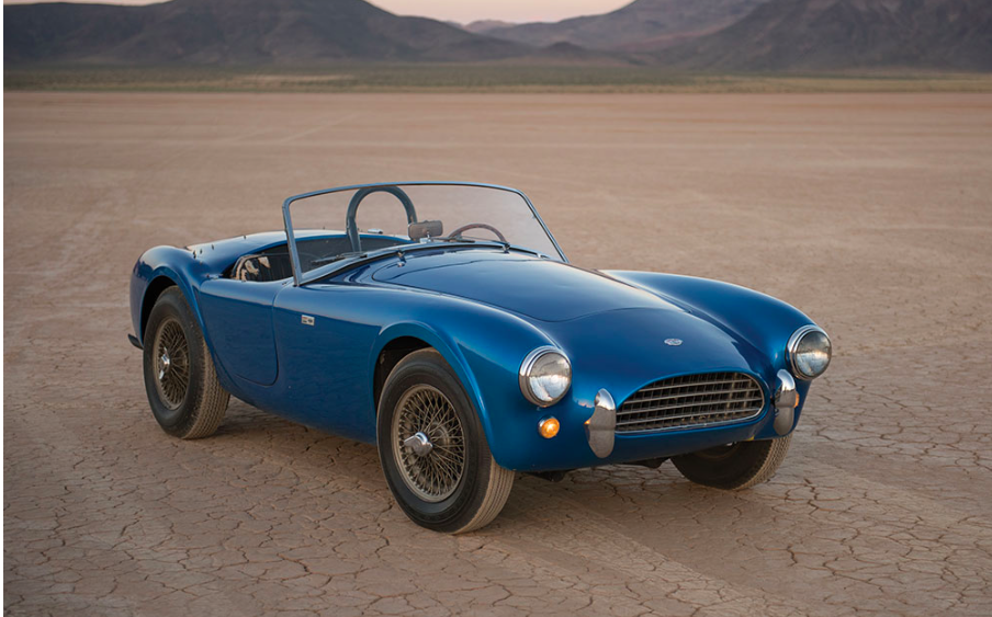 Shelby Cobra, a CSX 2000 Image: RM Sotheby's