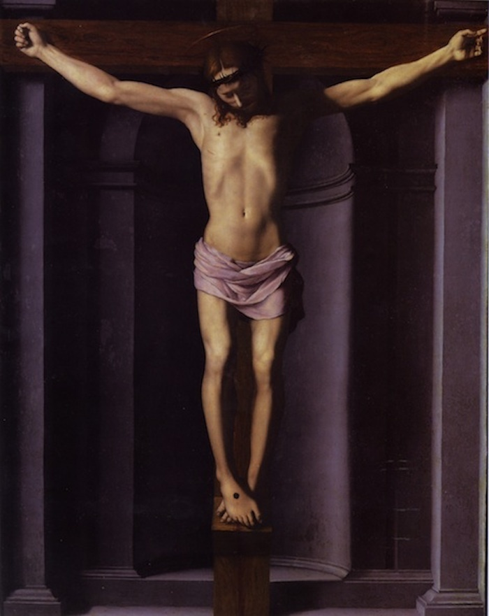 Bronzino, 'Christ on the Cross', c. 1545