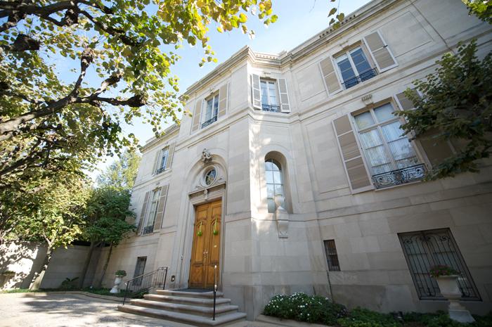 Meridian House in Washington, DC. Image: Meridian House