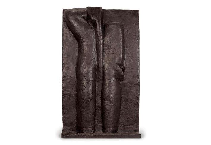 Nu de dos, 4 états (Back IV), Henri Matisse. Image: Barnebys.fr