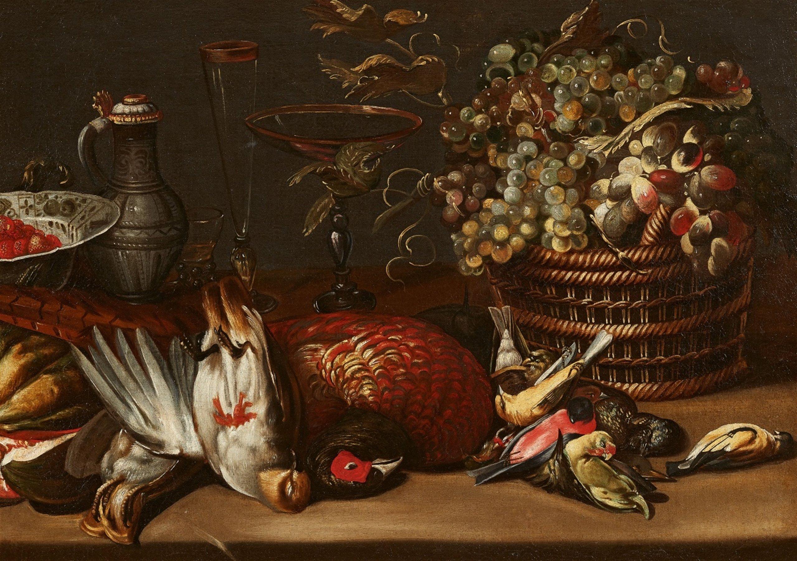 Frans Snyders, d'après (Anvers, 1579 - 1657), Nature morte aux fruits et gibier - Lempertz. Estimation: 3500€ - 4000€