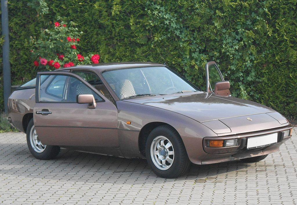 """PORSCHE 924 """"Saturn"""", 1980"""