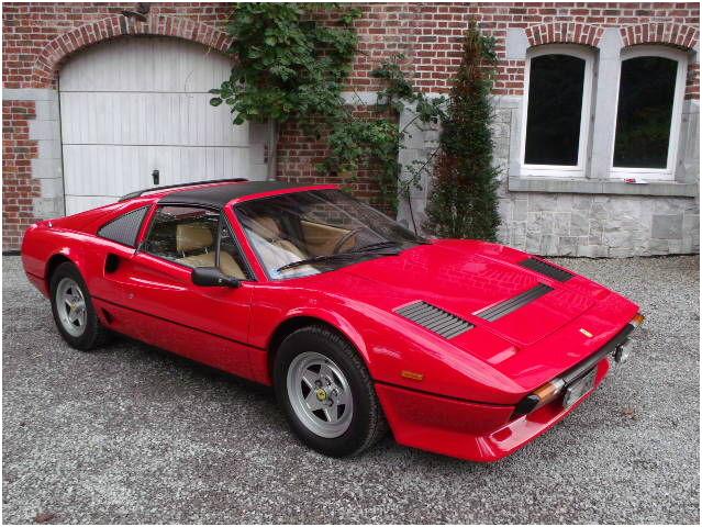Ferrari 208 GTS Turbo - 1984