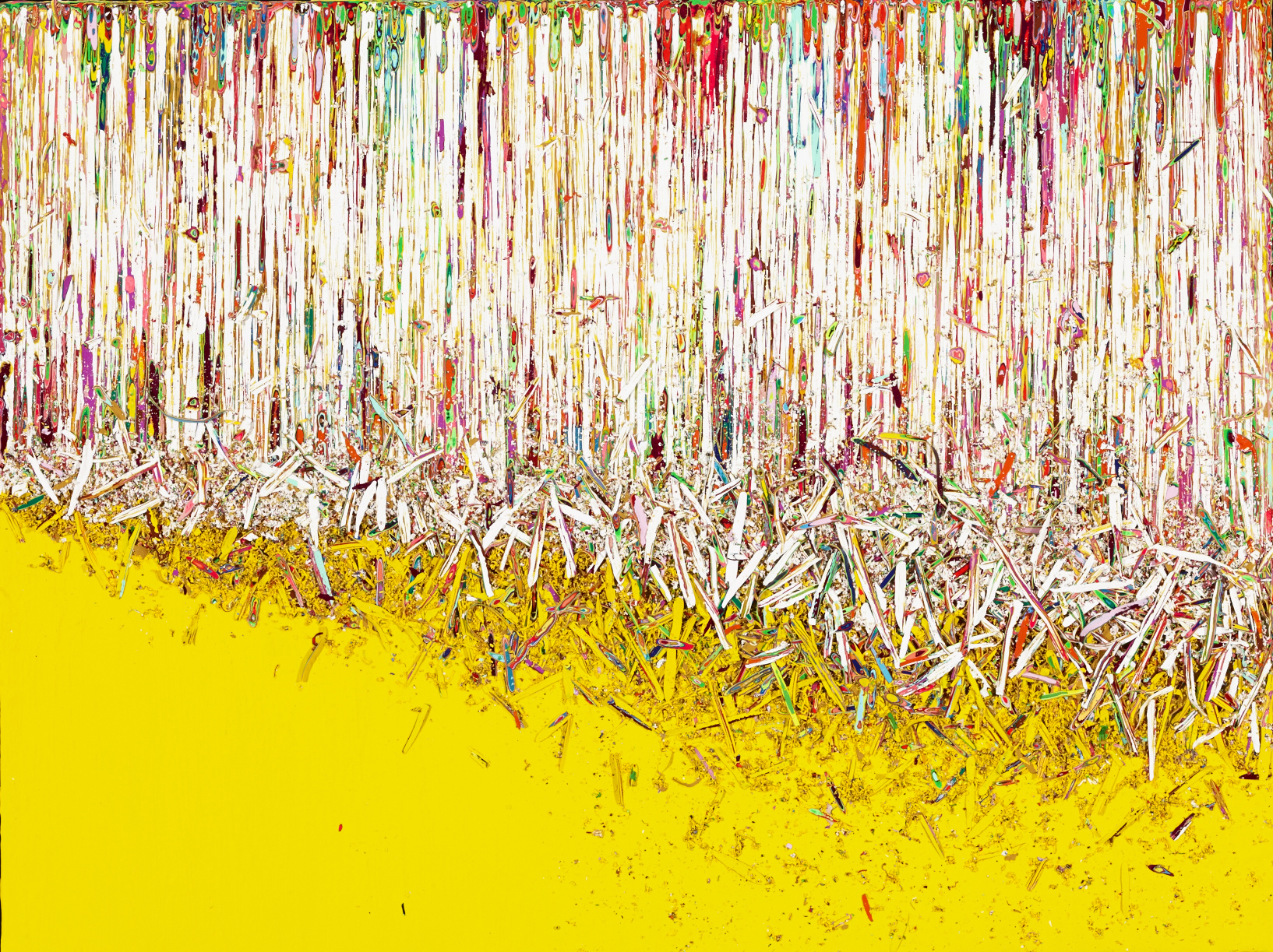 Hur Kyung Ae, 436, 2015 Galerie Kálmán Makláry Fine Arts