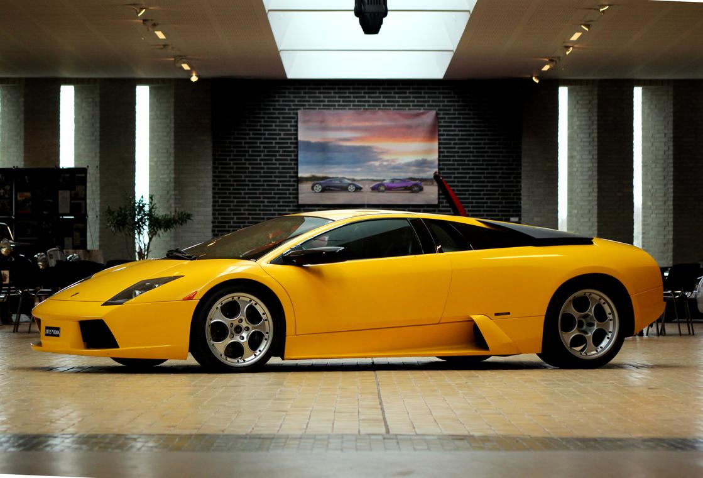 2002 Lamborghini Murcielago LP620