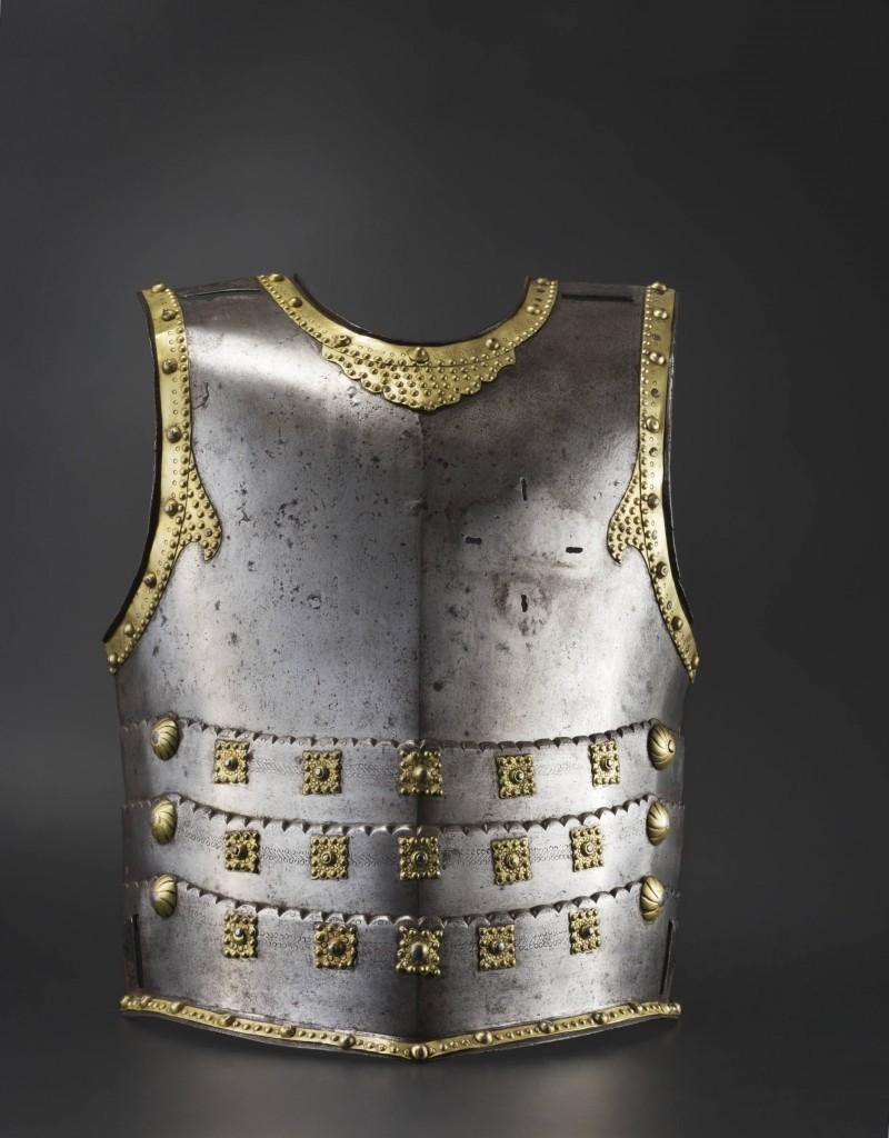 Armadura de pecho. Polonia (siglo XVII). Precio de salida: 15.000 €