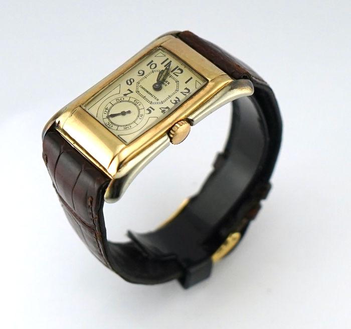 Rolex Prince, Gelbgold, 1. H. 20. Jh.
