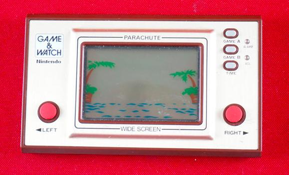 Nintendo Game & Watch Parachute, 1981 En vente chez Catawiki
