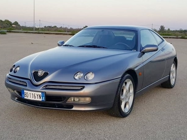Alfa Romeo GTV 1.8 T. Spark Coupé, 1999. Photo: Catawiki