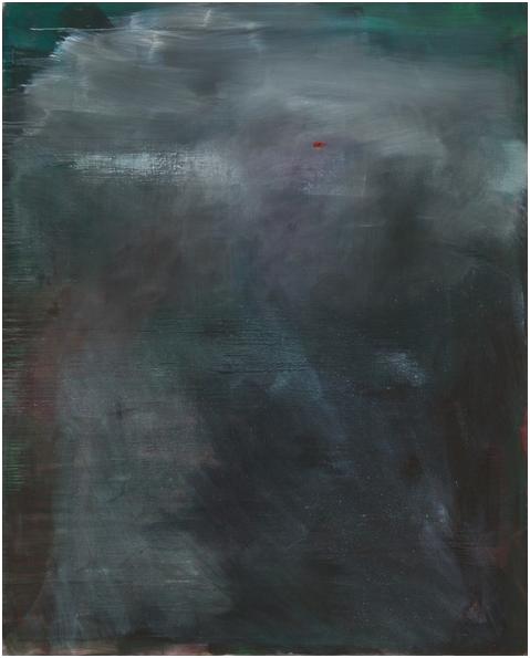 HERBERT BRANDL (1959 Graz) - Ohne Titel, Öl/Lwd., 200 x 160 cm, signiert, ca. 1998 Schätzpreis: 40.000-50.000 EUR Rufpreis: 19.000 EUR
